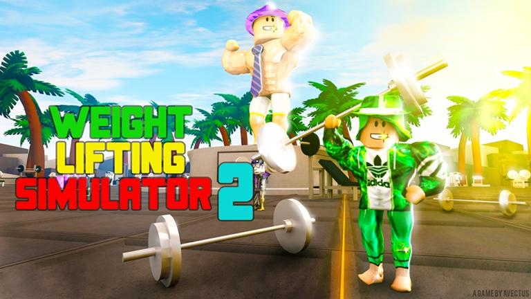 roblox weight lifting simulator 2 codes
