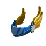 Winged Blindfold of Honor