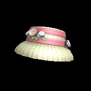 Pink Spring Bonnet