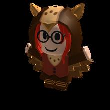 BLOXikin -21 Owl Girl ROBLOXian