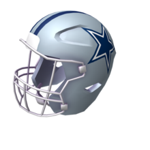 Dallas Cowboys Helmet
