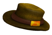 Fall Fedora Unused