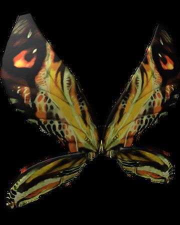 Mothra Wings Roblox Wikia Fandom