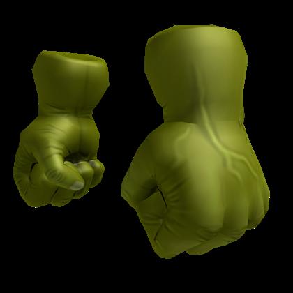Hulk Hands | Roblox Wikia | FANDOM powered by Wikia