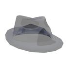 Ghost Fedora