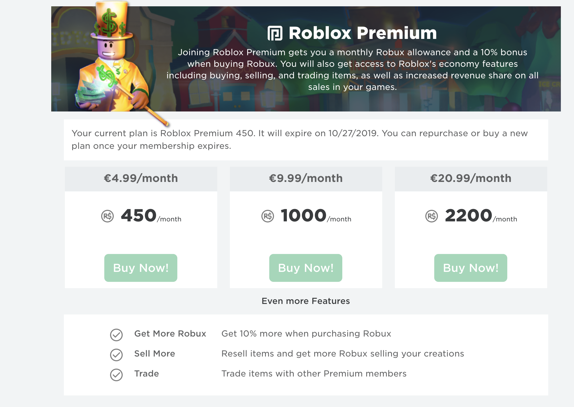 Roblox Premium Roblox Wikia Fandom - how to make a you visited badge roblox tutorial