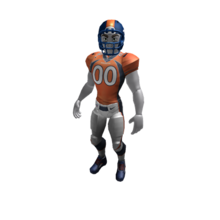 Denver Broncos Uniform