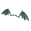 Korblox Ice Dragon Wings