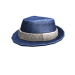 Southwest Straw Fedora1