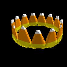 Candy Corn Crown