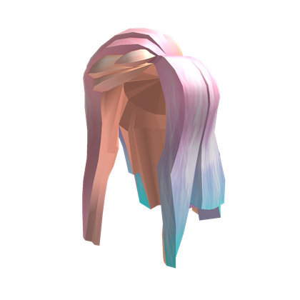 How To Get Free Hair On Roblox Without Robux 2020 Long Pastel Hair Roblox Wikia Fandom