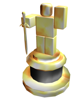 The Golden Robloxian Roblox Wikia Fandom