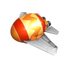 Supersonic Egg