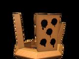 Counterfeit Domino Crown