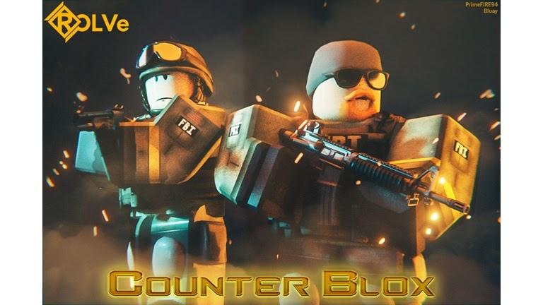Counter Blox Roblox Wikia Fandom
