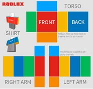Clothing Roblox Pants Template Png