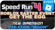 Speed Run 4 Egg Hunt
