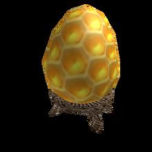 Golden Fabergé Egg of Hivemind