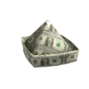 Paper Money Hat