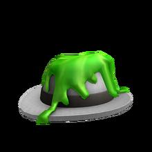Nickelodeon Slime Fedora