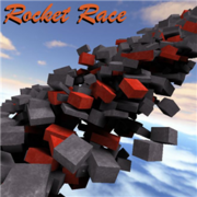 Rocketrace icon withtext