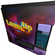 LevelUp Vending Machine
