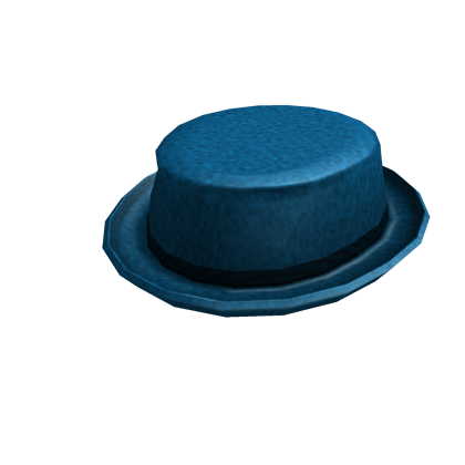 File:Azure Pork Pie Hat.png