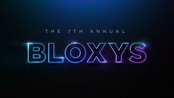 7th Annual Bloxy Awards Roblox Wikia Fandom