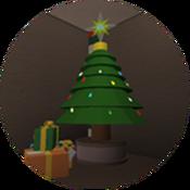 Arctic Christmas Gifts 2017 Badge