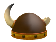 Broken Viking Helm