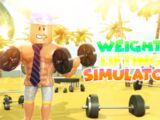 Flamin' Studios™/Weight Lifting Simulator 3