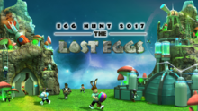 Egg Hunt 2017 The Lost Eggs