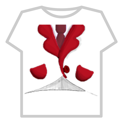 Shirts For 1 Robux - Catalogexpensive Red Suit Roblox Wikia Fandom Powered
