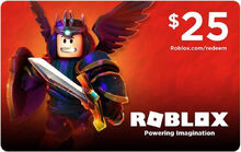 $25 Roblox GiftCard