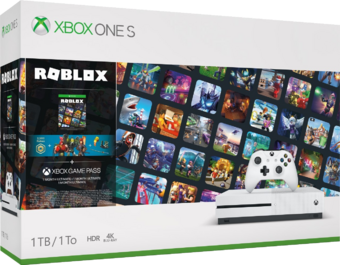 Xbox One S Roblox Bundle Roblox Wikia Fandom