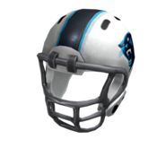 Carolina Panthers - Helmet