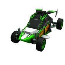 Hot Wheels Dune Buggy 6