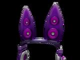 Techno Rabbit Headphones