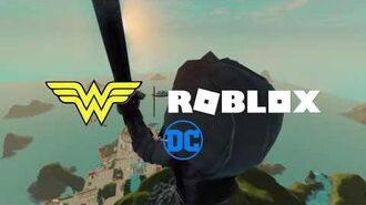 Wonder Woman The Themyscira Experience - Roblox Launch Trailer