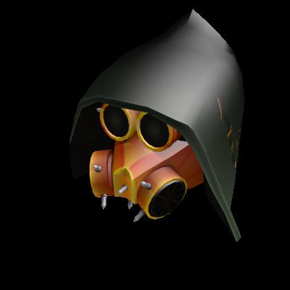 Scarecrow Gas Mask Roblox Wikia Fandom