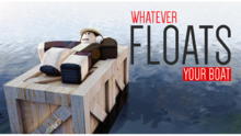 Whatever Floats Your Boat Thumbnail 1.17.17