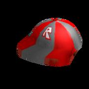 Redbaseballcap