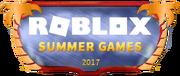 ROBLOX Summer Games 2017 LOGO