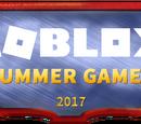 Roblox 2017 Summer Games