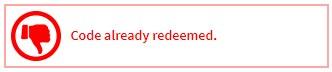 Code Redeemed