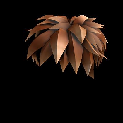 brown hair roblox id