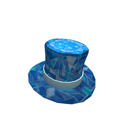 Sparkle Time Sapphire Top Hat Roblox Wikia Fandom Powered By Wikia