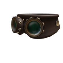 Sparky's Goggles