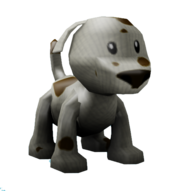Puppy unused