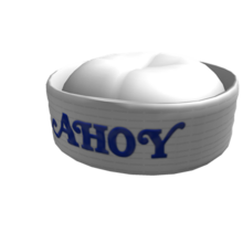 Scoops Ahoy Hat New